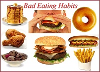 bad food habits